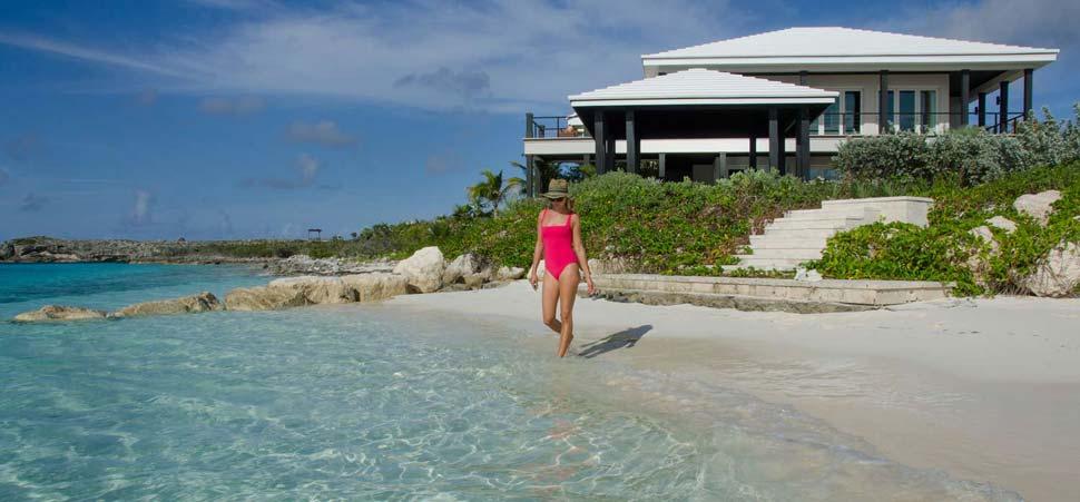 Bahamas Private Island Villas