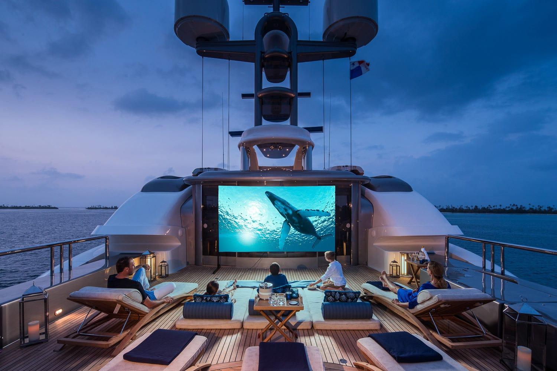 Yacht Calypso Luxury Yacht Charter Webster Associates